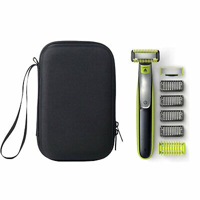Travel Carry Case Cover For Philips Norelco Oneblade Electric Shaver Accessories