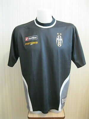 8e8a58fc0b2 Juventus training 2001 2002 Size XL Lotto shirt jersey maillot soccer  football