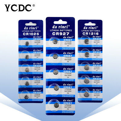 CR927 CR1025 CR1216 CR1220 CR1225 CR1616 CR1620 Button/Coin Cell Batteries B456