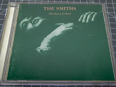 THE SMITHS * The Queen Is Dead (France) * VG+ (CD)