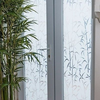 1.5mx67.5cm ALKOR FROSTY PRIVACY FROSTED SQUARES STATIC CLING FROST WINDOW FILM