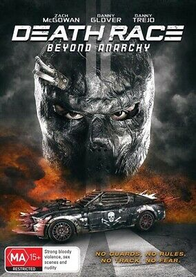 Death Race - Beyond Anarchy : NEW DVD