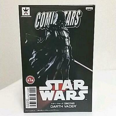 Banpresto Star Wars COMICSTARS DARTH VADER figure japan limited goods Movie item