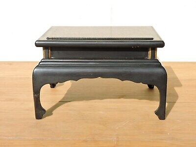 Super Antique Chinese Lacquer Stand