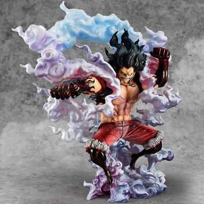One Piece Luffy Gear 4Th Snakeman P.o.p Sa-Maximum Megahouse New. Pre-Order