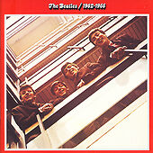 The Beatles - RED Album 1962-1966 (Remastered 2CD 2010) Brand New FACTORY SEALED