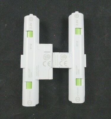 LeapFrog LeapPad 2 Innotab Rechargeable Battery Pack Set of 2 Batteries TESTED