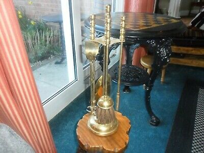 OLD    COLLECTABLE COMPANION SET 47cm high