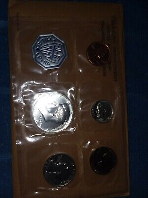 U.S .Silver Proof Sets 90% Silver Uncirculated Proof Sets (2-1962,1-63,1-64)