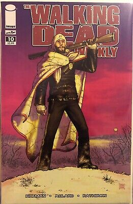 The Walking Dead Weekly 10 First Appearance Maggie Hershel Lacey Arnold Green