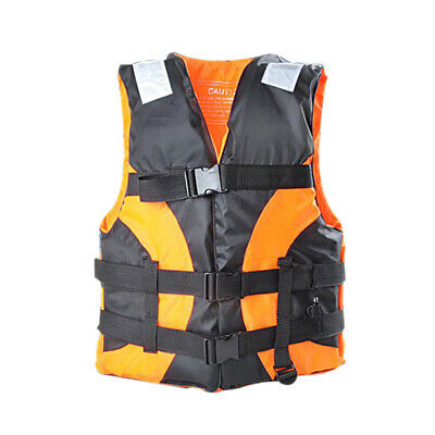 Swimming Safety Vest Surfing Clothes Life Jacket Adlut Buoyancy Preserver Aid A