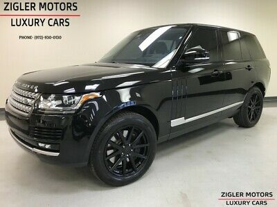 2016 Land Rover Range Rover HSE Supercharged 11kmi One Owner WARRANTY till 01/ 2016 Land Rover Range Rover 11,315 Miles