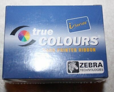 magenta, New Zebra TrueColours cyan yellow 800015-540 -Print ribbon black