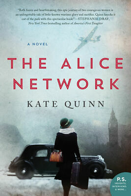 The Alice Network A Novel🔥by Kate Quinn🔥Not Physical book🔥⭐PDF⭐2019