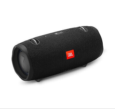 JBL Xtreme 2 Black Open Box Waterproof Bluetooth Speaker
