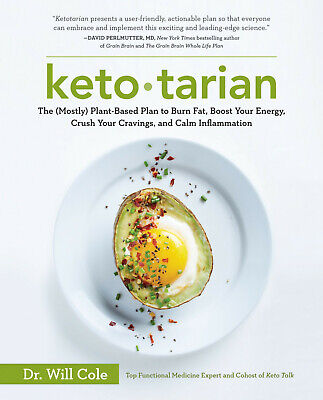 Ketotarian 🔥The (Mostly) Based Plan to Burn Fat 🔥Not Physical book🔥 ⭐PDF⭐2019