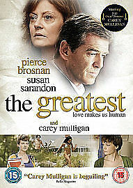 The Greatest (DVD, 2010) (New And Sealed)