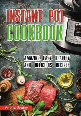 Instant Pot Cookbook 🔥 Healthy and Delicious Rec 🔥Not Physical book🔥⭐PDF⭐2019