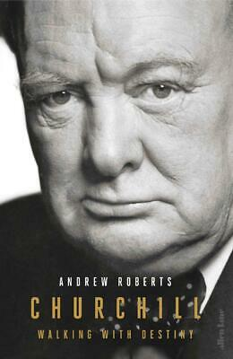 Churchill Walking with Destiny🔥by Andrew Roberts 🔥Not Physical book🔥⭐PDF⭐2019