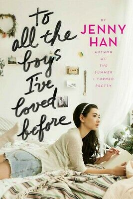 To All the Boys I've Loved Before 🔥 by Jenny Han 🔥Not Physical book🔥⭐PDF⭐2019