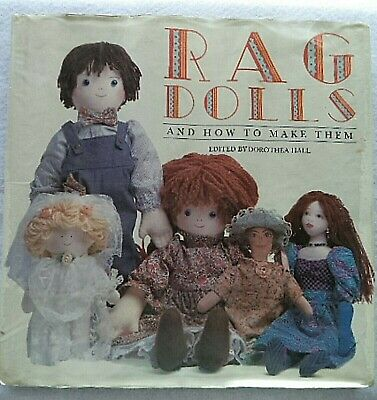 Rag Dolls and How to Make Them craft book