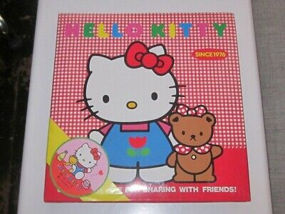 e40f3d0a2121 HELLO KITTY PHOTO Album Rare Vintage Sanrio -  19.99