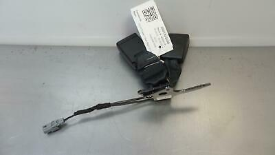 2016 RENAULT CLIO Clio 4 Phase 1 Rear Right & Centre SEAT BELT STALK