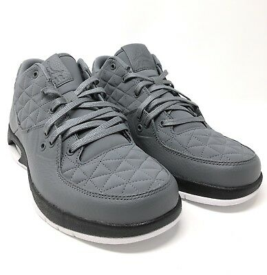 2546972e295d Jordan Clutch 845043-004 Mens Basketball Shoes Cool Grey   White Size 8.5