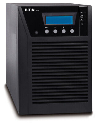 Eaton 9130 1500Va Tower Xl Uninterruptible Power Supply (Ups) 4 Ac Outlet(S)