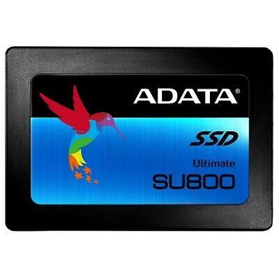 "Adaptec Adata Su800 128Gb Solid State Drive Ssd 2.5"" Sata Iii, Read/Write Up To"