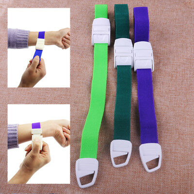 3x Medical Release Paramedic Emergency Tourniquet First Aid Quick Buckle Straps