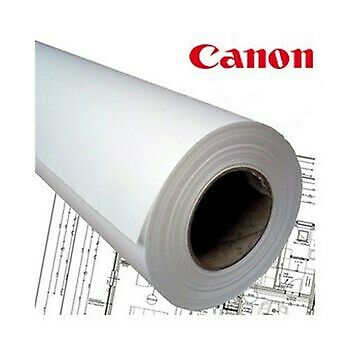 New  Canon Cad Paper 80Gsm 841Mm X 200 Single Roll 9047222552