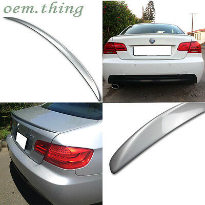 STOCK USA PAINTED COLOR #475 BMW E92 COUPE A TYPE ROOF SPOILER 08-13 M3