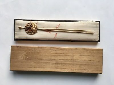 Antique old Japanese Kanzashi 1930s over 80 years ago !