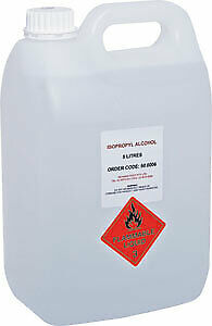New  Altronics Isopropyl Alcohol 5 Litre Bottle T3040