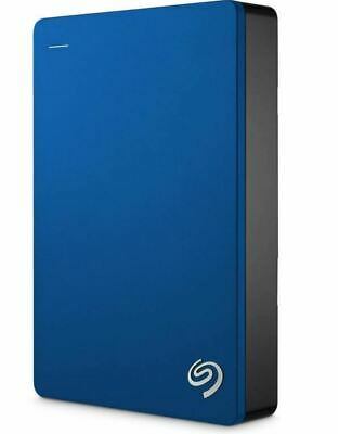 "Seagate Backup Plus 5TB 2.5"" BLUE USB3.0 Backup Plus Portable - 2 Years Warranty"