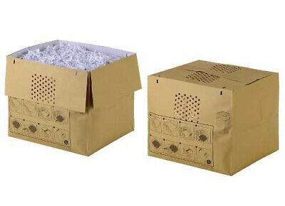 New  Rexel® Shredder Bag Recyclable Auto+ 115L Pk50 2105903