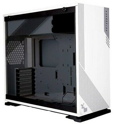 New  In Win 103 Atx Case White No Psu 103RGB-WHITE