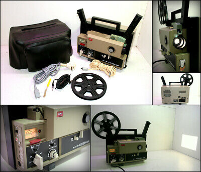 1970's ELMO ST180M Super 8 Film Sound Projector