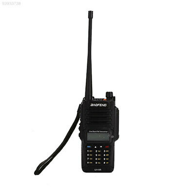 A70D IP67 Dual Band Walkie Walkie Talkie Time-Out Timer 128CH 10KM Range