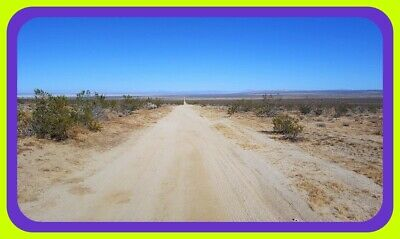 5 Acres Los Angels County Lancaster Area California~No Reserve!