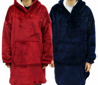 Ultra Plush Blanket Hoodie The Comfy Giant Sweatshirt Huggle Hoodie Fleece Warm