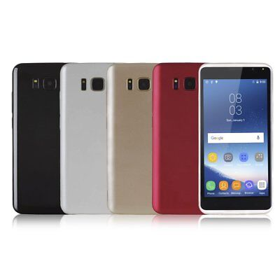 Cheap S8 5.0 Inch IPS Screen 512MB RAM 4GB ROM 3G Phone for Android 5.1 Lot ag#