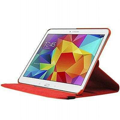 """Housse Etui Coque Protection Support Tablette Samsung Galaxy Tab 3 - 8"""" - Rouge"""