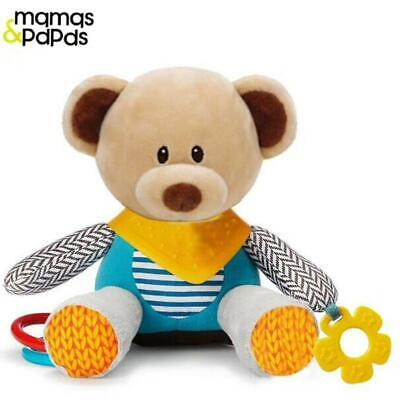 Newborn Lovely Teether Rattle Teething Toy Infant Baby Soft Plush Toy Rattles T