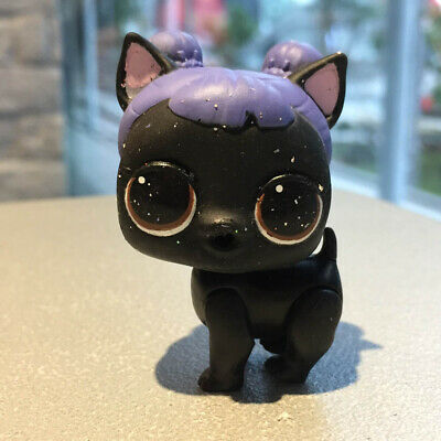 LOL Surprise Pets Doll Animals Series 3 P-026 Midnight Pup Cosplay Club Figure
