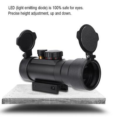 3x42RD Holographic Externally Modulated Internal Red Dot Sight Scope 70mm*150mm