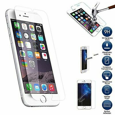 Glass Screen Protector For Apple iPhone 6 7 & 8 Plus - 100% Genuine Tempered