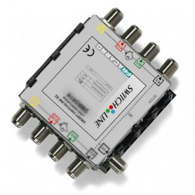 271082 Fracarro Multiswitch Swi4404 08 Smart Swline Sx