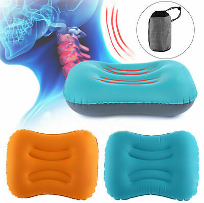 Naturehike Ultralight Portable Air Inflatable Pillow For Hiking Camp Travel GD